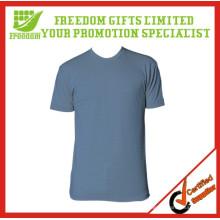 100% хлопок OEM Подгонянная напечатанная футболка