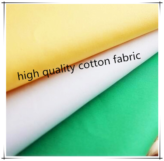 100%Cotton Combed Spandex Dyed Color Shirting Fabric