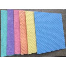 toallitas de limpieza de esponja de celulosa lavables