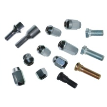 Stainless hex metric bolts pop rivets