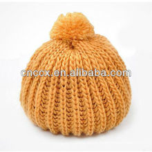 PK17ST328 ladies latest design fashionable beanie hat