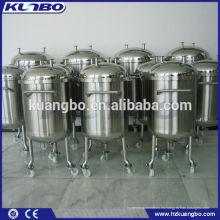 Certificación CE y fermentador cónico de acero inoxidable de nueva condición