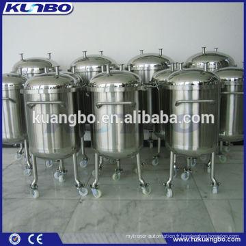 CE Certification et fermenteur conique d'acier inoxydable de New Condition