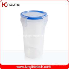 Couvercle en plastique à double couche en plastique de 400 ml (KL-5016)