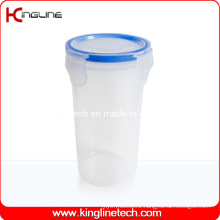 400ml Plastic Double Layer Cup Lid (KL-5016)
