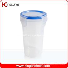 Tampa de camada de camada de plástico de 400ml (KL-5016)