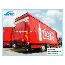 Elevador de carregamento de caminhões