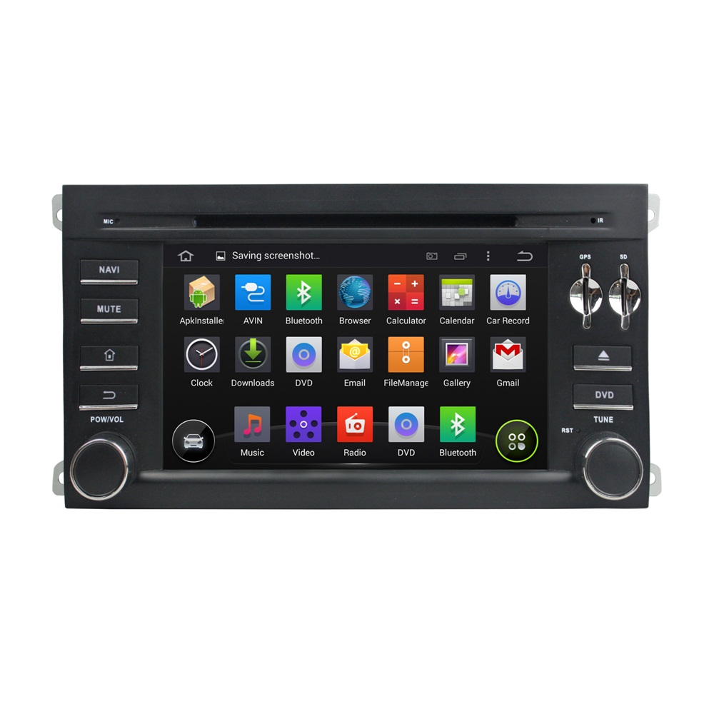 Android car dvd player for Cayenne CAR