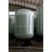 La mejor calidad del tanque FPR El tanque de alta presión para el tratamiento del agua