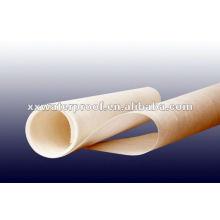Membrana impermeável polietileno e polipropileno para telhados
