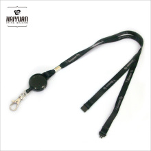 Heat Transfer Printing Lanyard with Badge Holder