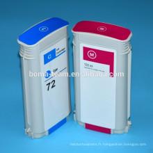 Cartouche d'encre compatible pour HP T2300 Cartouche d'encre pour imprimante HP 72