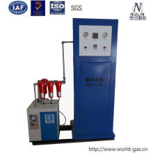 Máquina de embalaje de nitrógeno para alimentos