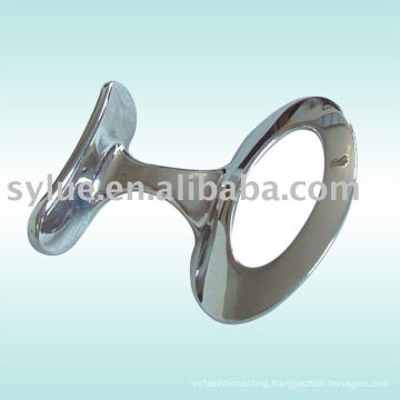 Stainless steel round handle