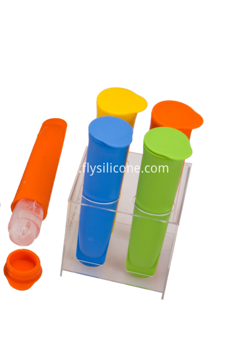 ice popsicle maker with stander