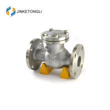 JKTLPC117 compresor de aire de acero forjado válvula de retención de válvula de aplicación