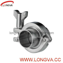 Stainless Steel Sanitary Tri Clover Union Clamp