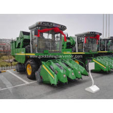 corn harvester four rows machine new promotion model