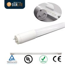 0.6m 9W CE RoHS Aprovado T8 LED Tube Luz Iluminação 90lm / W Branco Puro