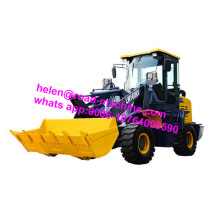 XCMG 1,6 Ton LW160KV Mini Wheel Loader