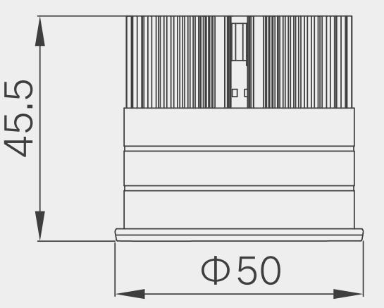 10W LED MR16