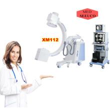Venta alta frecuencia móvil de rayos x C-Arm sistema Xm112