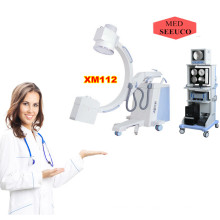 Top-Selling High Frequency Mobile C-Arm X-ray System Xm112
