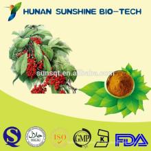 Pudergetränk / chinesische Magnoliavine Frucht extrahieren Alkoholzerstreuungsfunktion