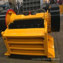 China Professional Manufacturer Mining Jaw Crusher