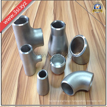 ANSI B16.9 Forged Stainless Steel Pipe Fittings (YZF-PZ115)