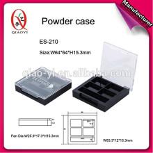 ES-210 leerer kosmetischer Lidschattenbehälter