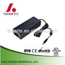 EUA plug 12v 90w adaptadores de energia desktop fonte de alimentação