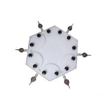 Olfatómetro caliente del insecto de los cuatro brazos TPP4-300 para la venta