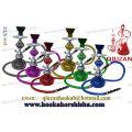 Mini Plastic Pipes Glass Hookah Shisha Nargile For Sale