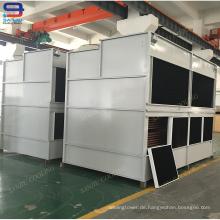 Cross-Flow-Geschlossenes System Verdunstungs-Kühlmedium Wasserkühlturm
