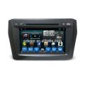 8inch Car Gps for Suzuki Swift 2017 Car Headrest Monitor DVD Player USB/SD//FM/Game TFT LCD Touch Screen