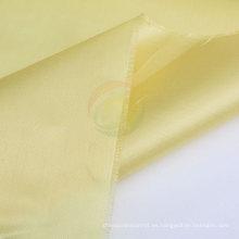 Tejido de aramida contra incendios para ropa protectora