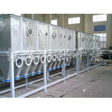 Horizontal Boiling Dryer