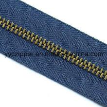 3# Anti-Brass Y Teeth Metal Zipper Roll