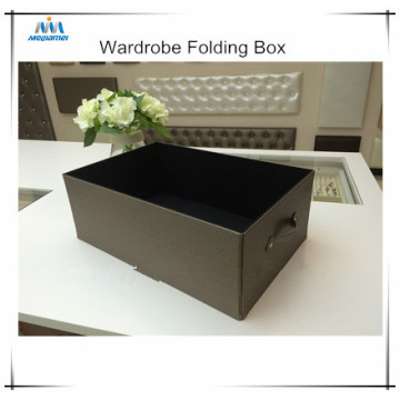 Supply for Folding Box Closet Storage Box supply to Indonesia Suppliers