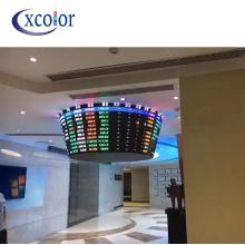 Flexible Led Video Wall P4 Curved Screen Display