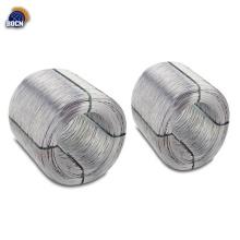 fio galvanizado revestido de zinco