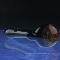 Vente en gros de perruques en verre Wag Spoon pour fumée avec des points (ES-HP-088)