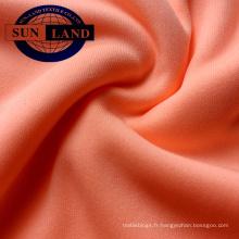 Lingerie femme soutien-gorge une pièce vêtements en maille de polyester à ions d'argent antimicrobiens