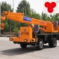 5 Ton Mini Self Propelled Grua Crane