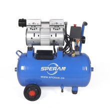 Custom color mini small outstanding quiet silent oil free air compressor