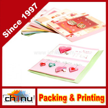 Wedding/Birthday/Christmas Greeting Card (3315)