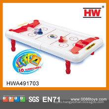 Popular Plastic Mini Air Hockey Game Table Toy