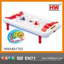 Popular Plastic Mini Air Hockey Game Table Toy