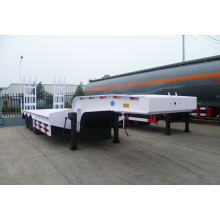 Best Quality for Offer Low Bed Semi-Trailer, Payload Low Bed Semi-Trailer, 60 Ton Low Bed Semi-trailer, 3 Axle Low Bed Trailer From China Manufacturer 3 axle 60Ton bulldozer low bed semi-trailer supply to Paraguay Factories